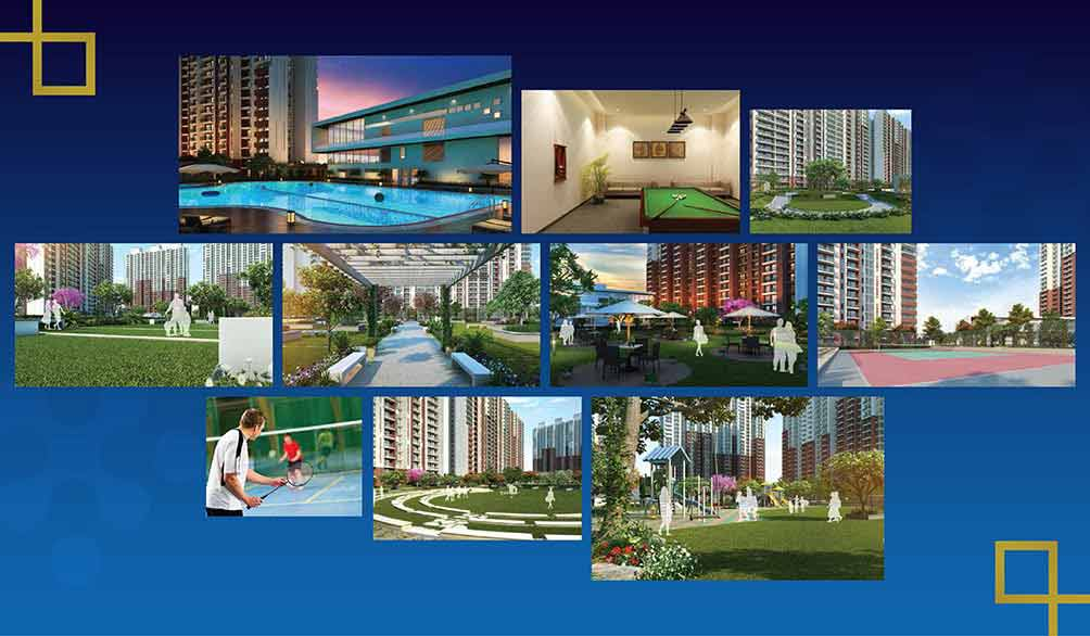 Amenities of TATA Value Homes